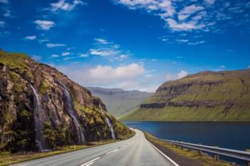 Unterwegs auf den Färöer