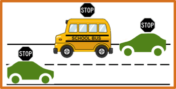 USA Schulbus