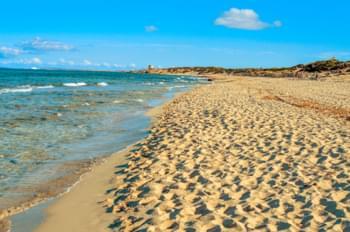 Playa de Cavallet en Ibiza
