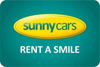 Mietwagen Sunny Cars Logo