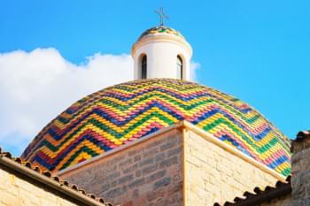 Kirche in Sardinien