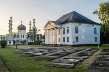 Synagoge in Suriname
