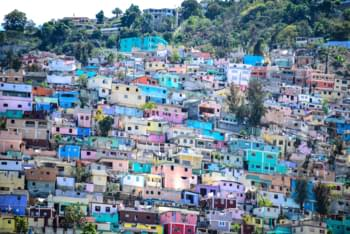 Blick auf Port-Au-Prince