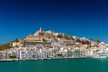 Skyline d'Ibiza