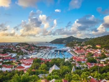 Harbour of St. Barth