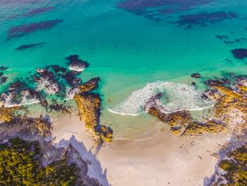 Friendly Beaches, Tasmanien