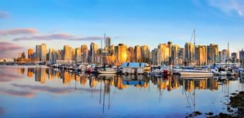 Skyline Vancouver, Kanada
