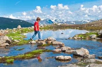 Norwegen, SOmmer