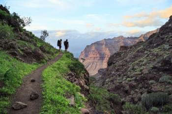 Trekking a Gran Canaria