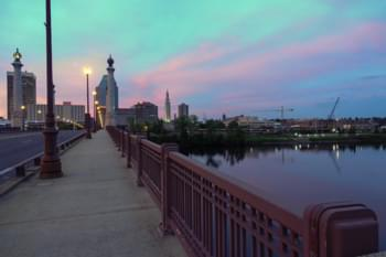 Abend in Springfield, USA