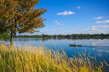Lago Manona, Wisconsin