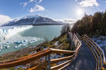 Nationalpark Los Glaciares bei El Calafate, Argentinien