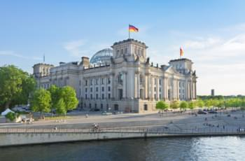 El Reichstag, Berlín