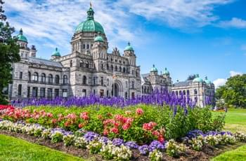 Edificio de Gobierno, Vancouver