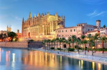 Catedral de Mallorca en Palma