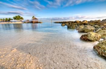 Mietoagenausflug zum Strand von Nassau