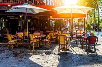 Café en París