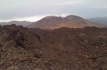Landschaften im Teide Nationalpark