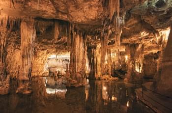 Grotte di Nettuno Sardinien