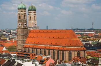 Frauenkirche en Múnich