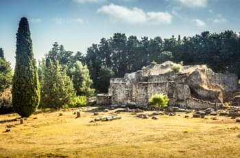 Asklepeion in Kos - spannende Ruinen