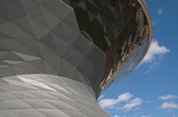 Vista del Museo BMW