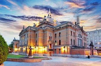 Palacio en Oslo