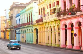 Explore Havana with a rental car
