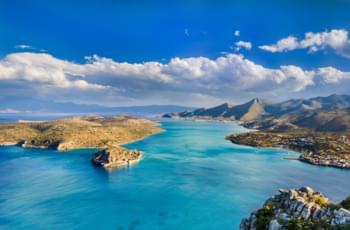 Die Insel Spinalónga mit dem Leihwagen besuchen