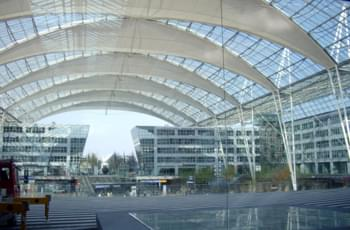 Sala en el Aeropuerto de Múnich