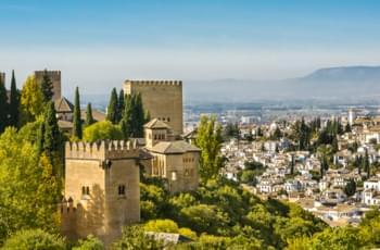 Die Alhambra besichtigen