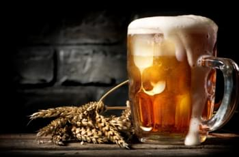 Cerveza bávara en Hofbräuhaus