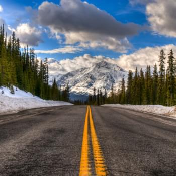 Abenteuer Kanada: Icefield Parkway