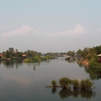 Backpacking durch Laos