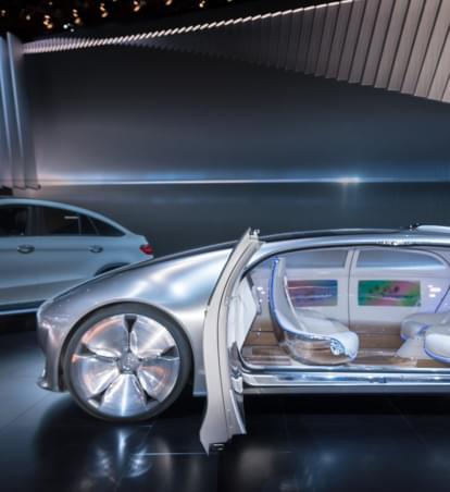 Technik in Mietwagen: Das sind die verrücktesten Neuheiten