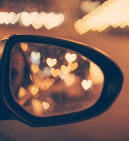 Geschenke zum Valentinstag - My heart goes Brumm Brumm