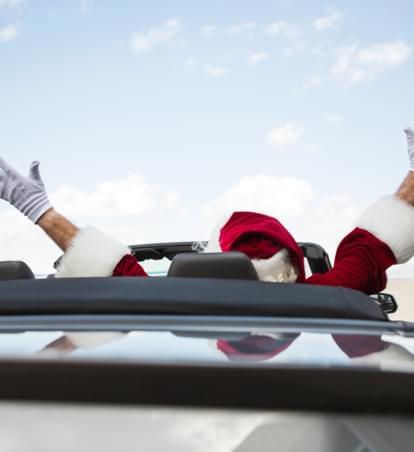 Geschenkidee für Nikolaus: Glücksbringer fürs Auto und ihre Geschichte