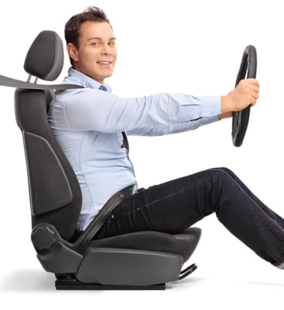 Ergonomie im Auto: So sitzen Sie richtig!