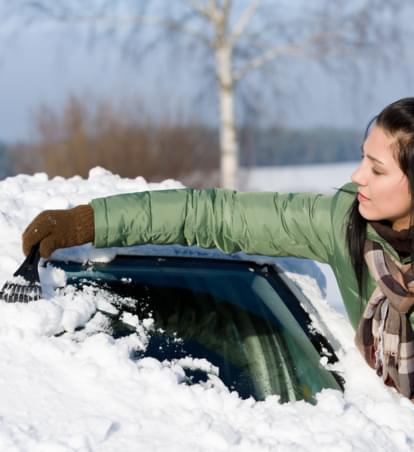 MietwagenCheck TOP 10: Die wichtigsten Winterhelfer fürs Auto