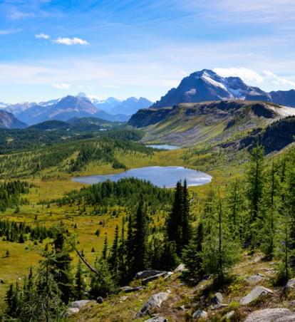 Road-Trip Kanada: Eine unvergessliche Reise durch Alberta