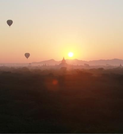 Myanmar - The Golden Land