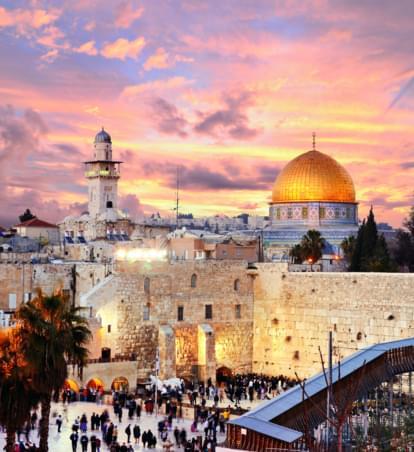 Mietwagenrundreise Israel: Verzaubert von einem Land der Gegensätze