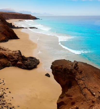 Mietwagenrundreise Fuerteventura: Sonne, Strand und Surfen