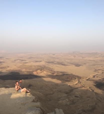 Shalom Israel – Wüstenroadtrip im Nahen Osten!