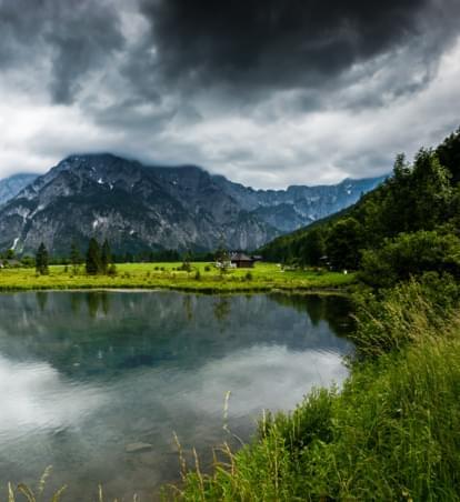 Mietwagen Spritztour Oberösterreich: Eine Tour für Romantiker