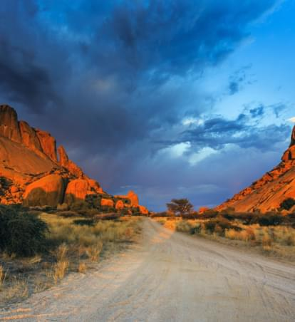 Roadtrip 2019 - Mit dem Mietwagen durch Namibia