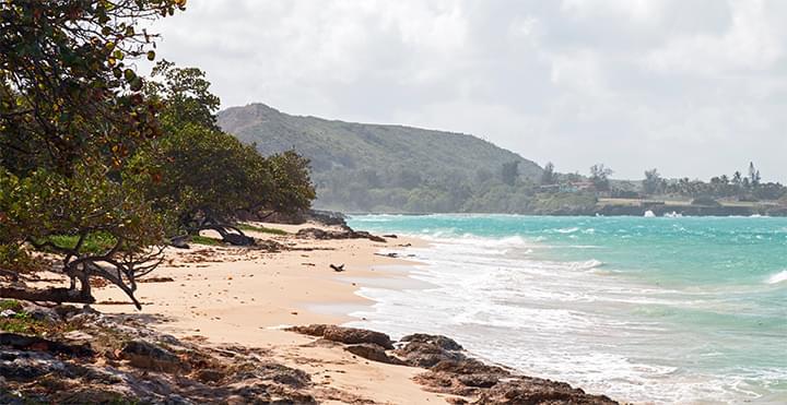 Strand Playa Jibacoa Kuba