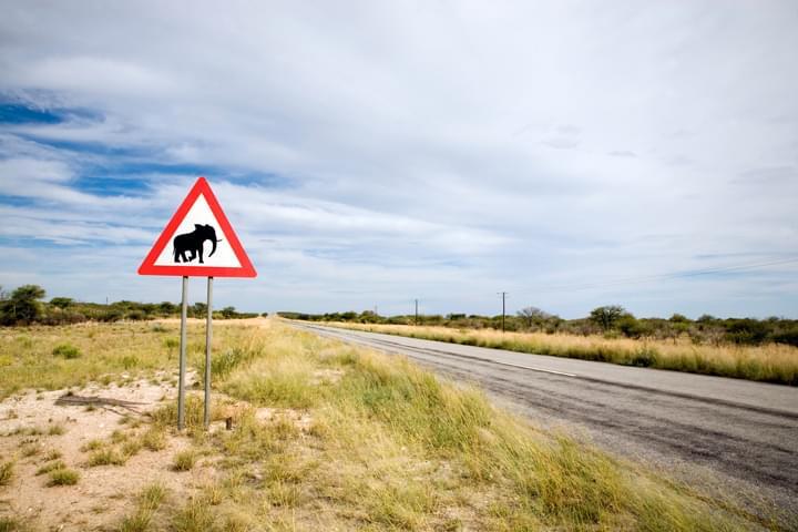 Mietwagen fahren in Südafrika