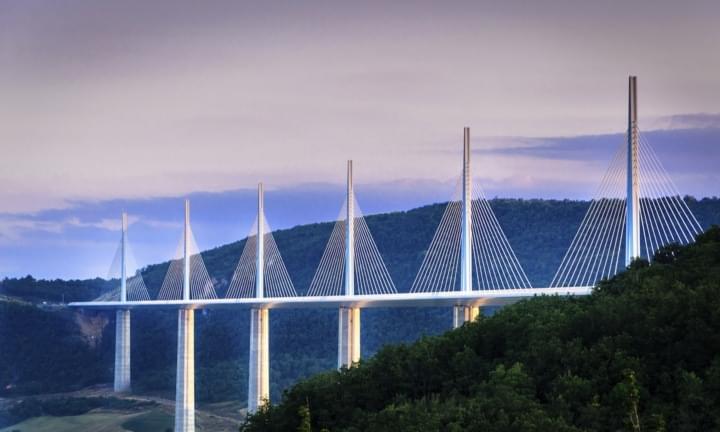 Millau Brücke