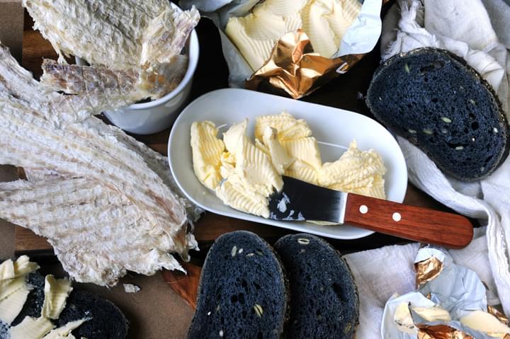 Dégustation de plats islandais typiques